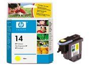 consumabili C4923AE  HEWLETT PACKARD TESTINA GIALLO 14 CJ/840/841 OFFICEJET PRO/7140XI/7130/7110/D125XI/D155XI D/135/145/155 CP/1160.