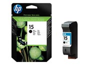 consumabili C6615DE  HEWLETT PACKARD CARTUCCIA INK-JET NERO 15 25ML 603 PAGINE DIGITAL COPIER/310 DESKJET/825/825C/840/843/920/924/3816/3820 SERIE PSC/500/700/750/760/950 OFFICEJET V/40/1150C/1170C/1175C/5110/6110 SERIE/5.