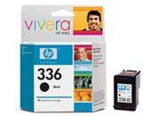 consumabili C9362EE  HEWLETT PACKARD CARTUCCIA INK-JET NERO 336 210 PAGINES PSC/1510/1513 PHOTOSMART/2575/7850/2570 C/4100/3100/3180 DESKJET SERIE/5440/D4160 DESKJET C/3100/3180 OFFICEJET/6315.