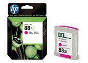 consumabili C9392AE  HEWLETT PACKARD CARTUCCIA INK-JET MAGENTA 88XL 1.200 PAGINE OFFICEJET PRO SERIE/K550/K8600/L7000/L7680.