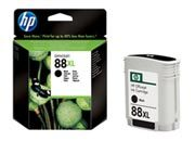 consumabili C9396AE  HEWLETT PACKARD CARTUCCIA INK-JET NERO 88XL -- OFFICEJET/7580/7780 OFFICEJET PRO SERIE/K550/K5400/K8600 OFFICEJET PRO SERIE L/7000/7680.