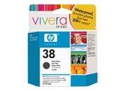 consumabili C9412A  HEWLETT PACKARD CARTUCCIA INK-JET NERO 38 PHOTOSMART PRO/B8800/B9180.