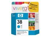 consumabili C9415A  HEWLETT PACKARD CARTUCCIA INK-JET CIAN0 38 PHOTOSMART PRO/B9180.