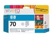 consumabili C9451A  HEWLETT PACKARD --- GRIGIO CHIARO 70 130ML DESIGNJET/Z2100/Z3100/Z3200.