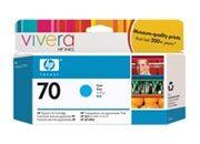consumabili C9452A  HEWLETT PACKARD --- CIAN0 70 130ML DESGIGNJET/Z2100.