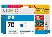 consumabili C9458A  HEWLETT PACKARD --- CIAN0 70 130ML DESIGNJET/Z3100/Z3200.