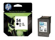 consumabili CB334AE  HEWLETT PACKARD CARTUCCIA INK-JET NERO 54 DESKJET/F4172/4180/4100/4190.