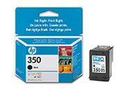 consumabili CB335EE  HEWLETT PACKARD CARTUCCIA INK-JET NERO 350 175 PAGINE DESKJET/4260/D4200 SERIES OFFICE JET/J5730/J5780/J5785 PHOTOSMART/C4200/C4400/C4480/4280/5280/D5360.