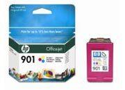 consumabili CC656AE  HEWLETT PACKARD CARTUCCIA INK-JET TRICOLORE 901 360 PAGINE OFFICEJET SERIE/J4000.