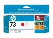 consumabili CD951A  HEWLETT PACKARD --- ROSSO 73 130ML DESIGNJET Z/3200.