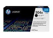 informatica HP CE250A Cartuccia di stampa HP Color LaserJet CE250A nero per CP3525 (5,000 pag.).