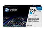 informatica HP CE251A Cartuccia di stampa HP Color LaserJet CE251A ciano  per CP3525 (7,000 pag.).