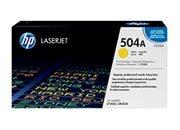informatica HP CE252A Cartuccia di stampa HP Color LaserJet CE252A giallo  per CP3525 (7,000 pag.).
