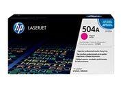 informatica HP CE253A Cartuccia di stampa HP Color LaserJet CE253A magenta  per CP3525 (7,000 pag.).