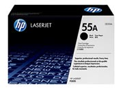 informatica HP CE255A HP 55A - Nero - originale - LaserJet - cartuccia toner (CE255A) - per LaserJet Enterprise MFP M525, P3015, LaserJet Enterprise Flow MFP M525.