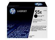 informatica HP CE255X HP 55X - Alta resa - nero - originale - LaserJet - cartuccia toner (CE255X) - per LaserJet Enterprise MFP M525, LaserJet Enterprise Flow MFP M525, LaserJet Managed MFP M525.