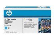 informatica HP CE261A HP 648A - Cyan - originale - LaserJet - cartuccia toner (CE261A) - per Color LaserJet Enterprise CP4025dn, CP4025n, CP4525dn, CP4525n, CP4525xh.