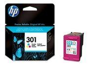 consumabili CH562EE  HEWLETT PACKARD CARTUCCIA INK-JET TRICOLORE 301 DESKJET/1000/2000.