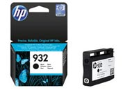 consumabili CN057AE  HEWLETT PACKARD CARTUCCIA INK-JET NERO 932 OFFICEJET/6100/6600/6700.