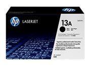 consumabili Q2613A  HEWLETT PACKARD TONER LASER NERO 2.500 PAGINE LASERJET/1300/1300N.