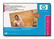 consumabili Q5490A  HEWLETT PACKARD CARTA INKJET FOTOGRAFICO PLUS PREMIUM SATINATO 457X610M 286GR 25 FOGLI.