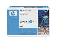 informatica HP Q5951A Cartuccia di stampa per stampanti HP Color LaserJet 4700, ciano Q5951A, fino a 10.000 pagine.