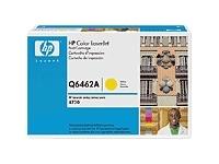 informatica HP Q6462A Cartuccia di stampa per stampanti HP Color LaserJet 4730mfp, giallo Q6462A, fino a 12.000 pagine.