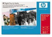 consumabili Q8728A  HEWLETT PACKARD CARTA INKJET HAHNEMÜLE A3+ 265GR 25 FOGLI PHOTOSMART PRO/B9180.