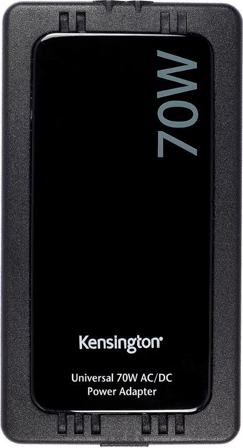 acco Notebook AC DC PWR Adapter, Alimentatore universale 70 watt AC-DC Alimentatore universale per notebook e per iPod che eroga fino a 70 Watt da una normale presa accendisigari o Empower, in casa o in ufficio. Dimensioni: 143x 17 x 79 mm. Peso: 0.19 Kg. Spinotto per iPod già incluso nella confezione.