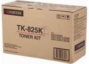 consumabili 1T02FZ0EU0  KYOCERA-MITA TONER FOTOCOPIATRICE NERO TK825K 15.000 PAGINE KM-C/2520/2525E/3225/3232/3232E/4035E.