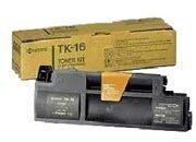 consumabili 37027016 KYOCERA-MITA TONER LASER NERO TK16H 3.600 PAGINE FS/600/680/800.