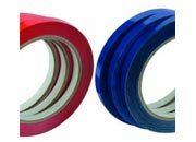 lebez Nastro adesivo per sigillatore ROSSO larghezza nastro: 9mm, lunghezza: 6m.
