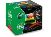 lebez Gessi colorati a sezione circolare diametro 9mm, lunghezza 8cm. Senza polvere.