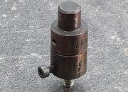 legatoria Punzoni per capicorda a T e tubetto Per applicare capicorda a T codice leg2896 e leg2895, e per capicorda a tubetto  codice leg2962 e leg2963. Coppia per torchietto, composta da punzone superiore con filettatura 6mm e punzone inferiore con sede 12.2mm.