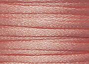 legatoria Cordoncino coda di topo, spessore 2,5mm Rosa confetto, tinta unita. Prodotto italiano, MADE IN ITALY.