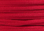 legatoria Cordoncino coda di topo, spessore 2,5mm Rosso ciliegia, tinta unita. Prodotto italiano, MADE IN ITALY.