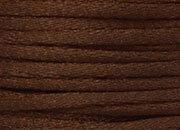 legatoria Cordoncino coda di topo, spessore 2,5mm Caffè, tinta unita. Prodotto italiano, MADE IN ITALY.