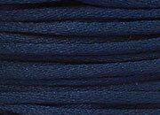 legatoria Cordoncino coda di topo, spessore 2,5mm Blu, tinta unita. Prodotto italiano, MADE IN ITALY.