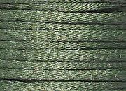 legatoria Cordoncino coda di topo, spessore 2,5mm Verde salvia, tinta unita. Prodotto italiano, MADE IN ITALY.
