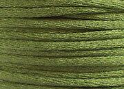 legatoria Cordoncino coda di topo, spessore 2,5mm Muschio, tinta unita. Prodotto italiano, MADE IN ITALY.