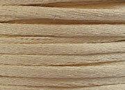 legatoria Cordoncino coda di topo, spessore 2,5mm Avorio, tinta unita. Prodotto italiano, MADE IN ITALY.
