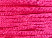 legatoria Cordoncino coda di topo, spessore 2,5mm Fuxia, tinta unita. Prodotto italiano, MADE IN ITALY.