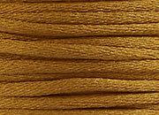 legatoria Cordoncino coda di topo, spessore 2,5mm Senape, tinta unita. Prodotto italiano, MADE IN ITALY.