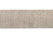 legatoria Nastro in juta, spessore 10mm Greggio (naturale), tinta unita, Nastro ideale per fioristi e il confezionamento di bomboniere. Prodotto italiano, MADE IN ITALY.