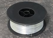 legatoria Filo metallico per cucitrice, 0,55mm ZINCATO. In rotolo da   2kg, tipo 25, spessore filo: 0,55mm.