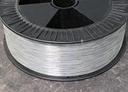legatoria Filo metallico per cucitrice, 0,55mm ZINCATO. In rotolo da 15kg, tipo 25, spessore filo: 0,55mm.