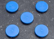 legatoria Disco battuta sottopunta fustellatrice-arrotondangoli  Disco di battuta sottopunta per fustellatrice-arrotonda angoli di sostituzione in caso di usura..