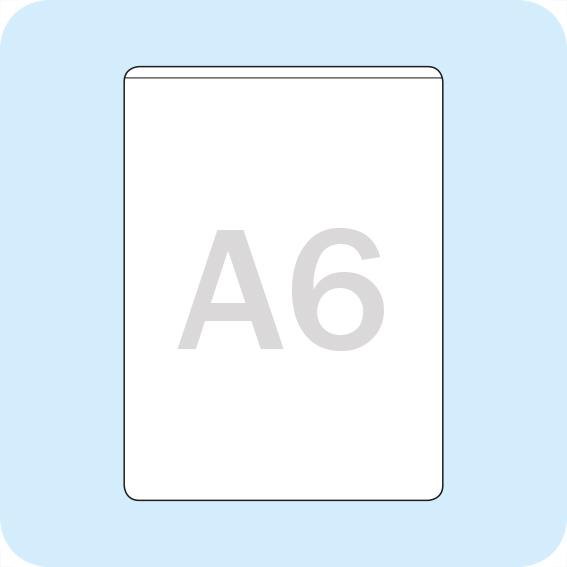 gbc Maxi Pocket a6 Tasche per raccoglitori, autoadesive, A6. In polipropilene, rettangolari, apertura sul lato corto, base mm 112, altezza mm 158. Per riporre manuali, documenti e prospetti proprio là dove occorrono.