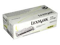 consumabili 1E+43 LEXMARK CARTUCCIA DI STAMPA GIALLO 10.000 PAGINE OPTRA C/710.
