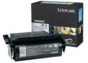 consumabili 12A5845  LEXMARK CARTUCCIA DI STAMPA NERO 25.000 PAGINE RESTITUIBILE OPTRA T/610/612/614/616.